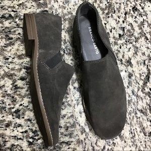 Franco Sarto Grey Loafers